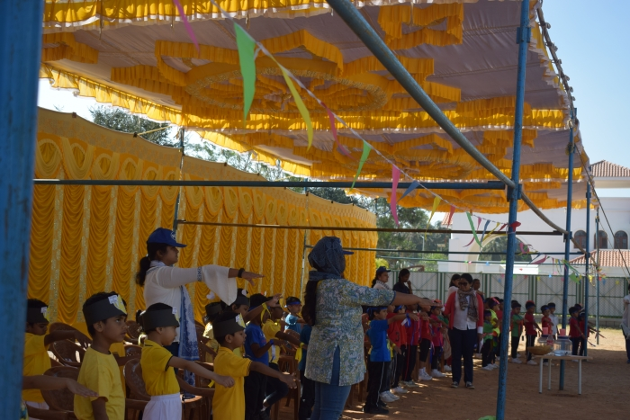 Annual Sports Meet 2019 - Pre Primary