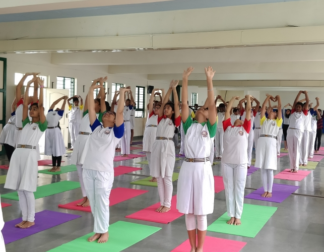International Yoga Day 2019-20