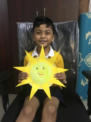 LKG-Yellow day Celebration-Samrudh