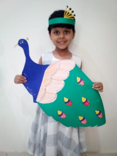 Montessori-Juniors-Independence Day-Aadhya