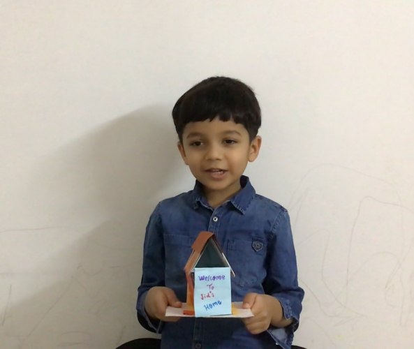 Montessori A Show and Tell - SidJoshi